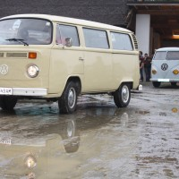 VW Bus Camp Out 2014 T2