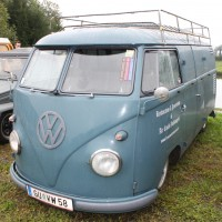 VW Bus Camp Out 2014 T1 Kastenwagen