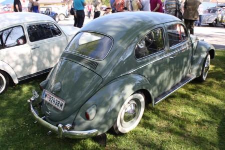Hochzeits VW Käfer