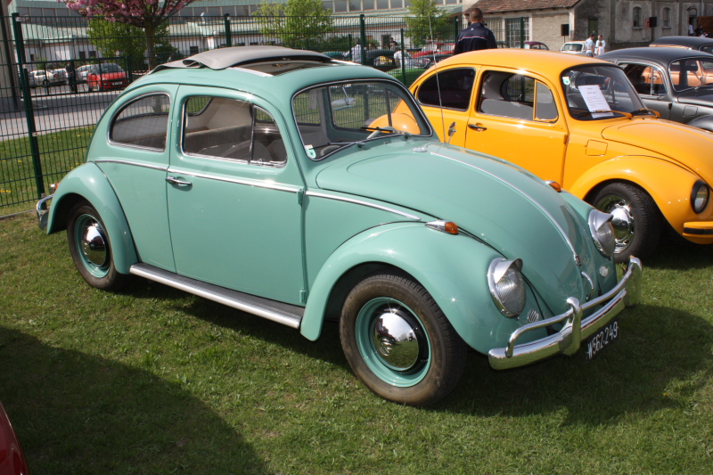 Auto für Hochzeit VW Käfer