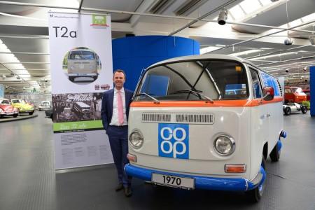 Alexander Prinz 2 Vorsitzender der Interessengemeinschaft T2a Kastenwagen