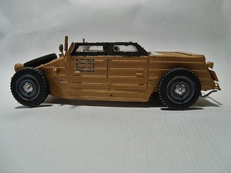 VW Typ 82 Hot Rod Modellauto