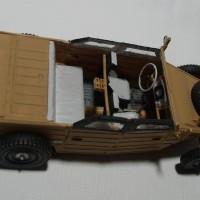 VW Typ82 Hot Rod Modell