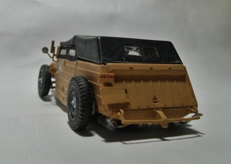 Volkswagen Typ82 Kübelwagen Modell