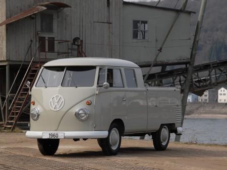 VW Bus Doppelkabine T1