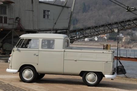 VW Bus Doppelkabine Typ2