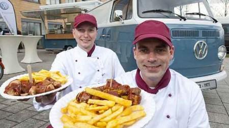 VW Currywurst Volkswagen Ketchup erfolgreich