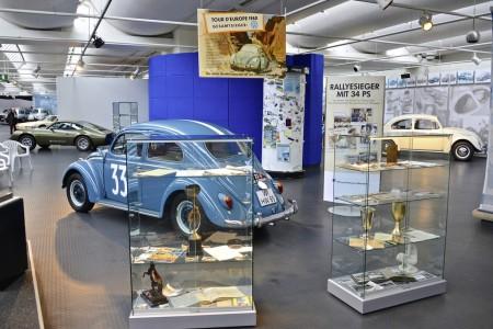 VW Käfer Tour d Europa Pokale Siege