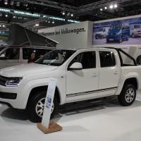 Fotos Vienna Autoshow 2015 VW Amarok