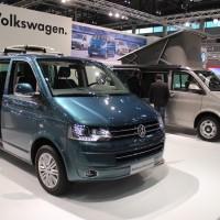 Vienna Autoshow 2015 VW Multivan
