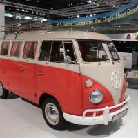 Vienna Autoshow 2015 VW Bus T1