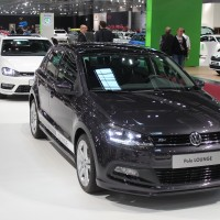 Vienna Autoshow 2015 VW Polo