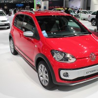 Vienna Autoshow 2015 VW Cross up
