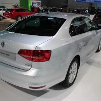 Vienna Autoshow 2015 VW Jetta