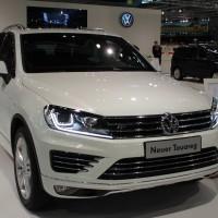 Vienna Autoshow 2015 VW Touareg