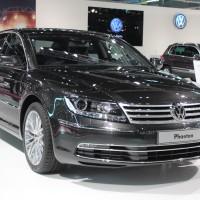 Vienna Autoshow 2015 VW Phaeton