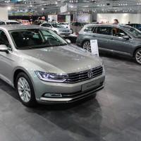 Vienna Autoshow 2015 VW Passat