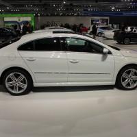 Vienna Autoshow 2015 VW Passat CC