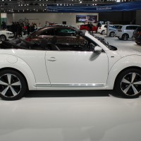 Vienna Autoshow 2015 VW Beetle
