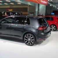 Vienna Autoshow 2015 VW Golf GTD