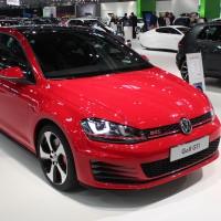 Vienna Autoshow 2015 VW Golf GTI