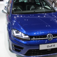 Vienna Autoshow 2015 VW Golf R