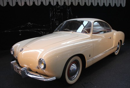 60 Jahre VW Karmann Ghia