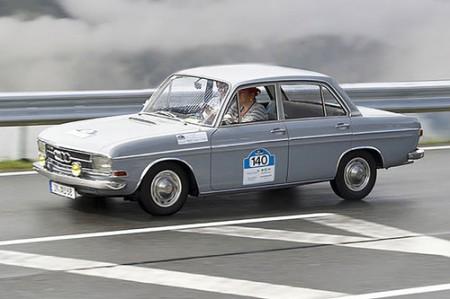 Audi feiert seinen Namen mit Events – 50-Jahres-Jubiläum