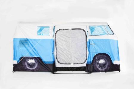 VW Bus Zelt Eingang