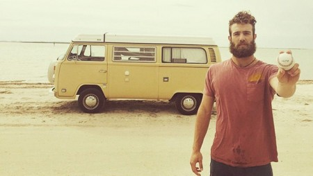 Baseball Star Daniel Norris VW Bus