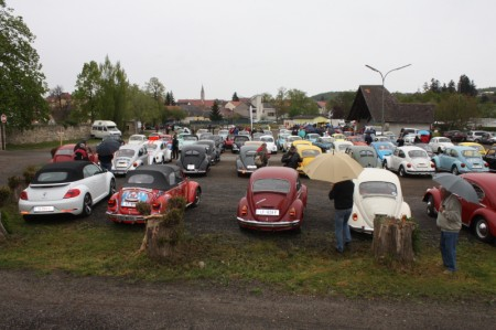 25. VW Käfertreffen Eggenburg 2015 Teil 1