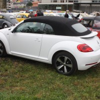 VW Käfertreffen Eggenburg 2015 VW Beetle Cabriolet