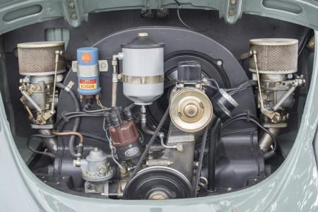 Donau Classic 2015 Motor des Mille Miglia-Käfer