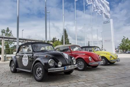 Donau Classic 2015 VW Käfer Cabriolet