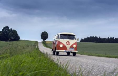 Donau Classic 2015 VW T1 Bus