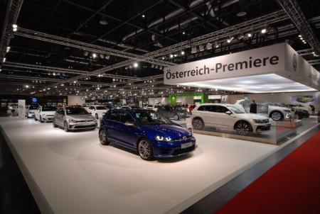 Vienna Autoshow 2016 Volkswagen