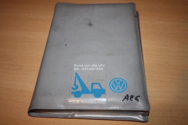 VW Golf 3 Betriebsanleitung