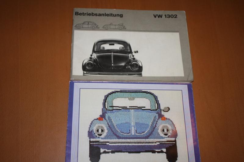 VW Käfer 1302 1971 Handbuch