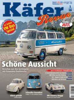 VW Kaefer Revue