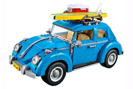 VW Käfer Lego Sufer Look 60er Jahre neues Modell