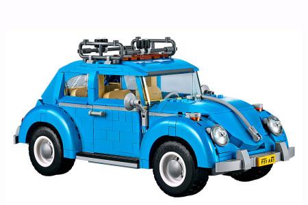 VW Käfer Lego Sufer Look 60er Jahre neuestes Modell