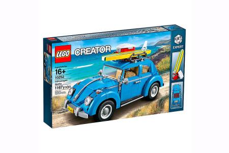 VW Käfer von LEGO – das neueste Modell