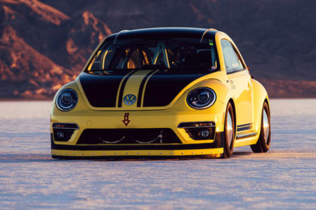 VW Beetle LSR Rekord