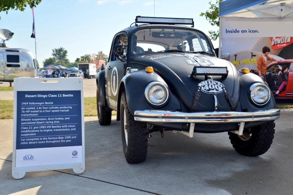 VW Beetle Racing – Geburt einer großen Rennsportserie?