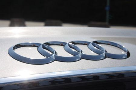 Horch, ein Audi
