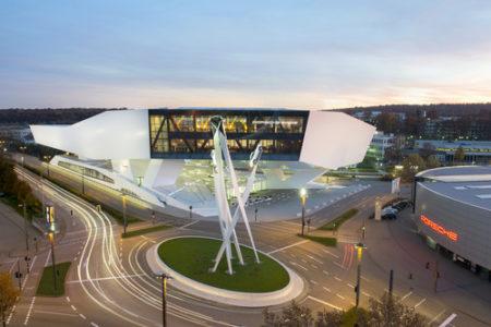 Porsche-Museum feiert mit drei Sonderschauen den 10ten Geburtstag
