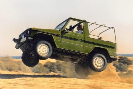 40 Jahre Mercedes-Benz G-Klasse