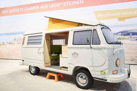 Der größte Lego-VW Bus der Welt