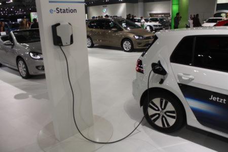 Die Zukunft von Volkswagen ist E-Mobilität