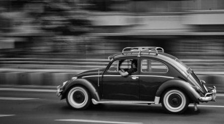 Der Käfer als Rennwagen